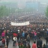 Photos of Chongqing protest