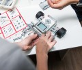 ROBONICKEL project students participate in the international RobotChallenge championship