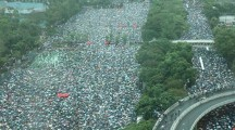 Hong Kong protests continue, Chinese media use foreigners to try to change the situation of public opinion