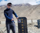 Blogger's Account be banned for strike disrespectful pose before the Martyrs Cemetery