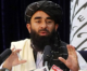 The first official press conference of Taliban and the mysterious spokesman